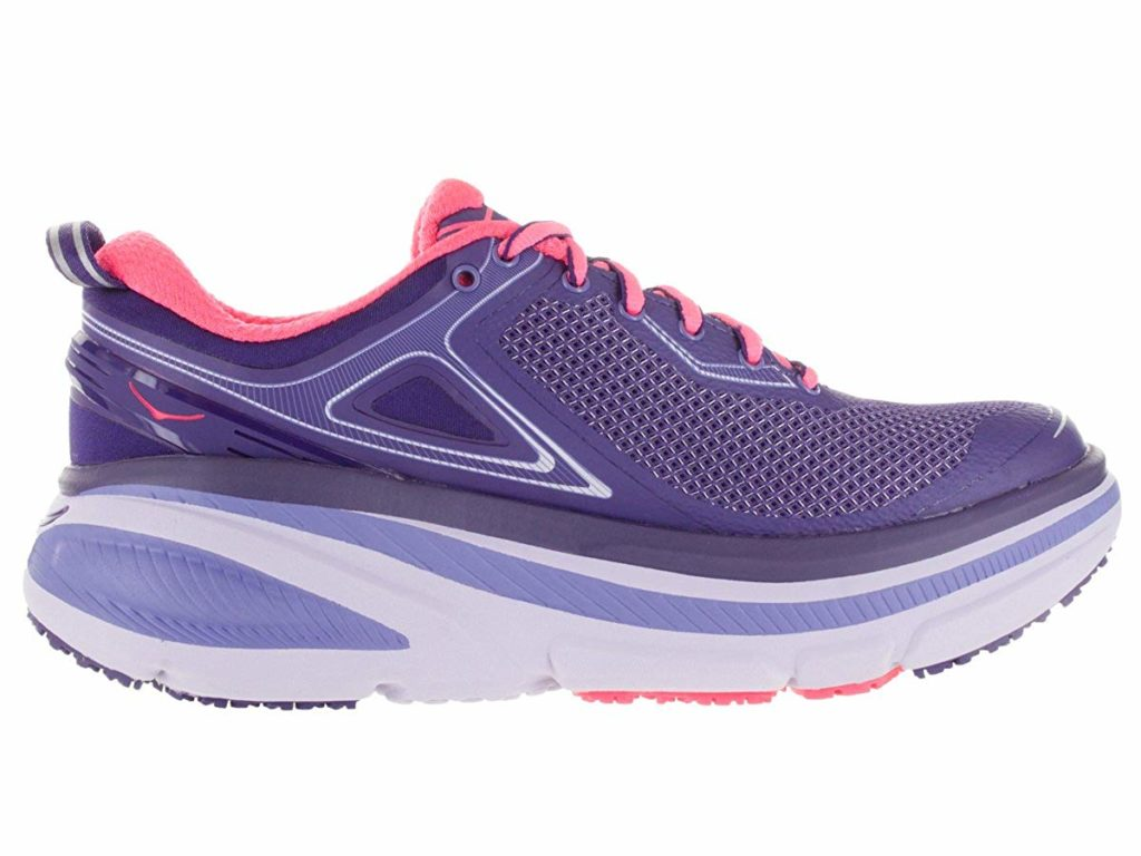 HOKA ONE ONE Womens Bondi 4