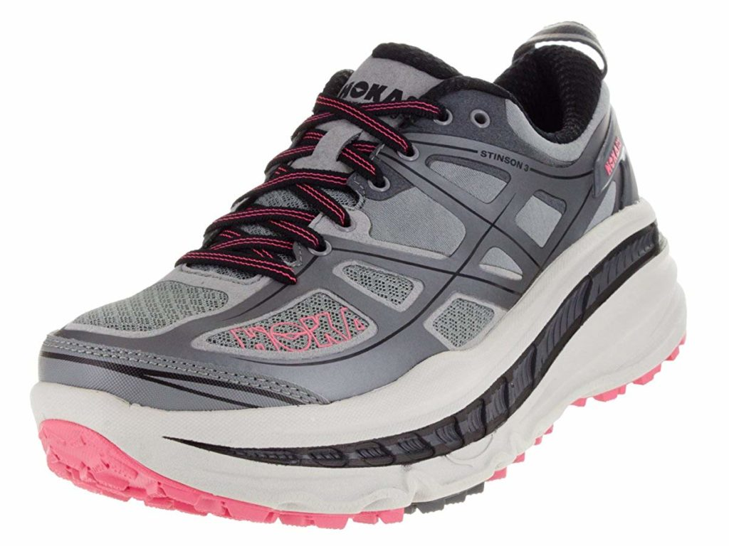 HOKA ONE ONE Womens Stinson 3