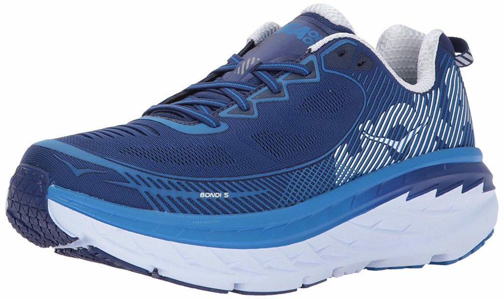 Hoka One One Mens Bondi 5