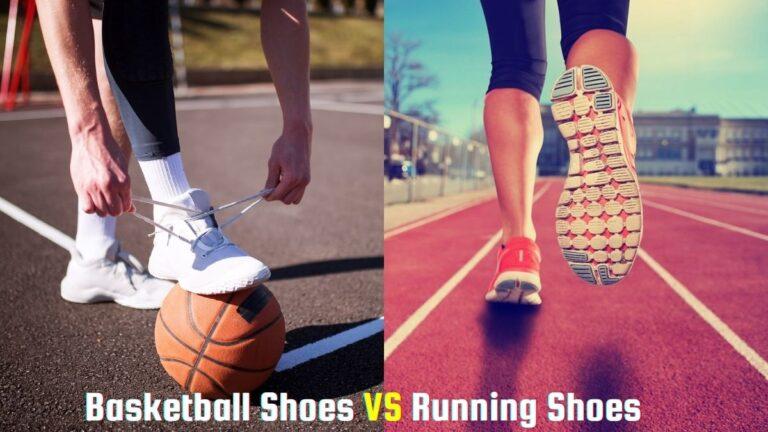 Basketbal Shoes vs Running Shoes